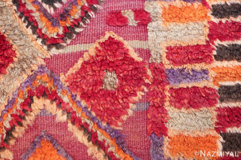 Larege Size Vintage Moroccan Carpet 45996 By Nazmiyal