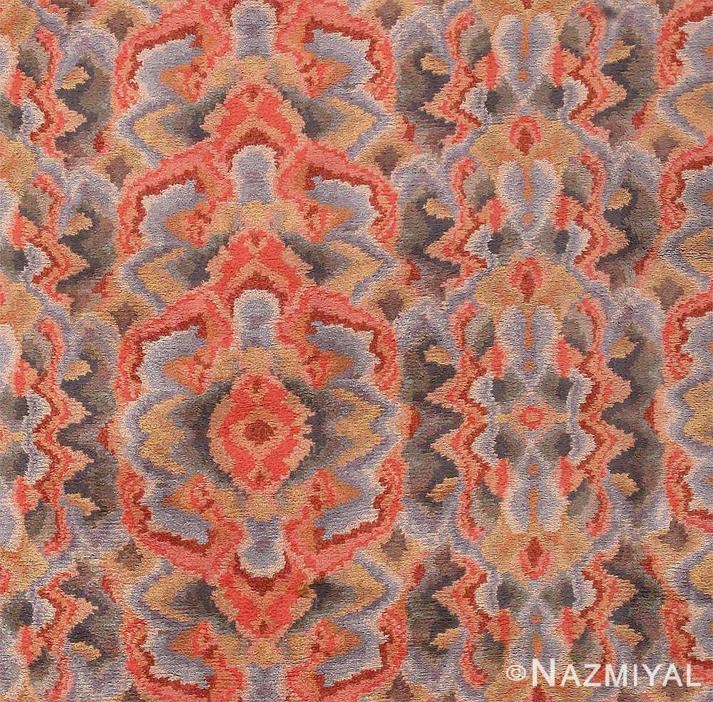 vintage swedish rug 46239 field Nazmiyal