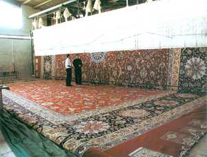 One of the World's Biggest Rugs