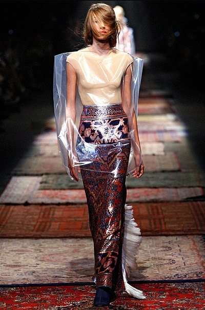 Fashion Meets Expensive Carpets by Nazmiyal