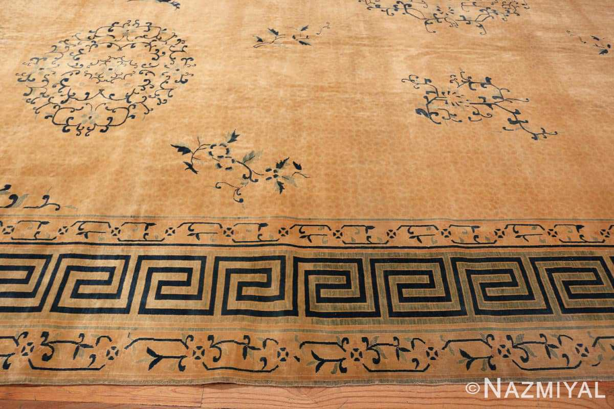Border Antique Chinese rug 44469 by Nazmiyal