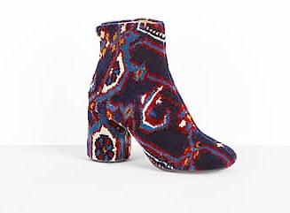 Women's Persian Rug Boot Fashion by Maison Martin Margiela - Nazmiyal