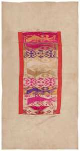 Antique Textile 46331 Detail/Large View
