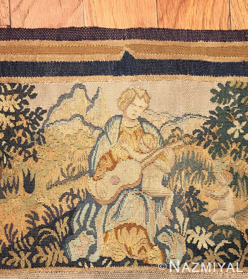 Detailed 1 - Antique Flemish Tapestry 46403