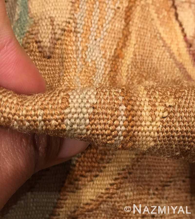 Detailed 2 - Antique Flemish Tapestry 46403