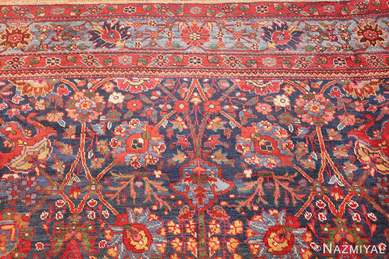 antique kurdish bidjar rug 46363 top Nazmiyal