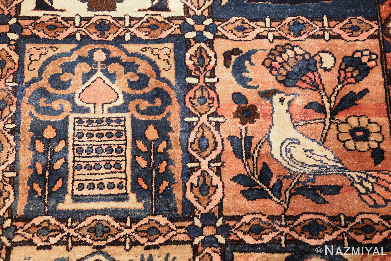 antique persian khorassan rug 46362 house Nazmiyal