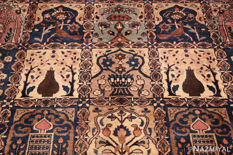 antique persian khorassan rug 46362 middle Nazmiyal