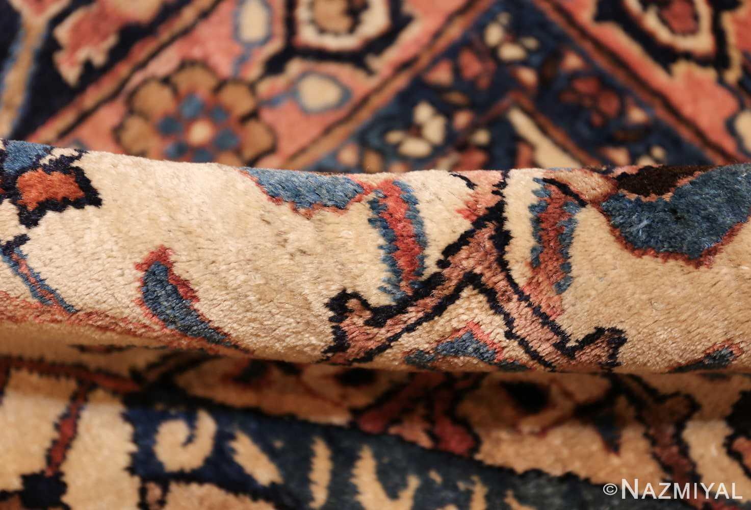 antique persian khorassan rug 46362 pile Nazmiyal
