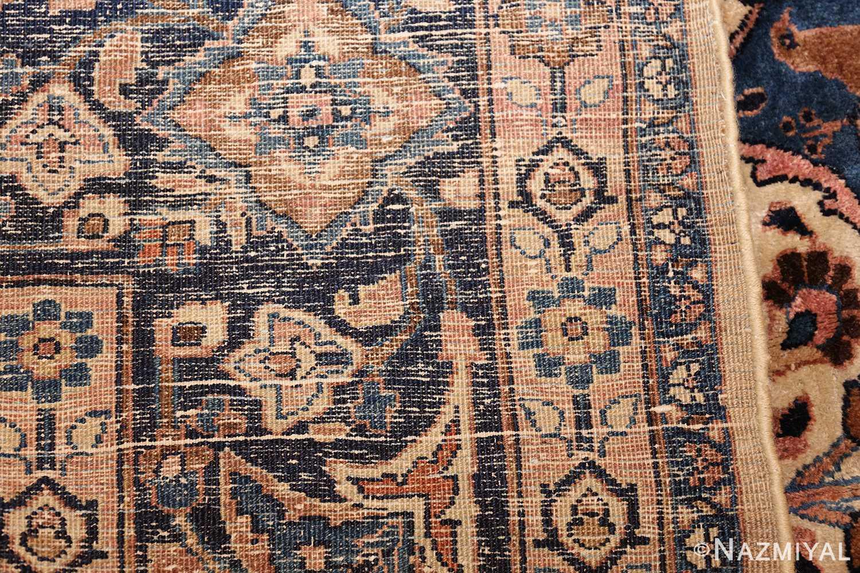 antique persian khorassan rug 46362 weave Nazmiyal