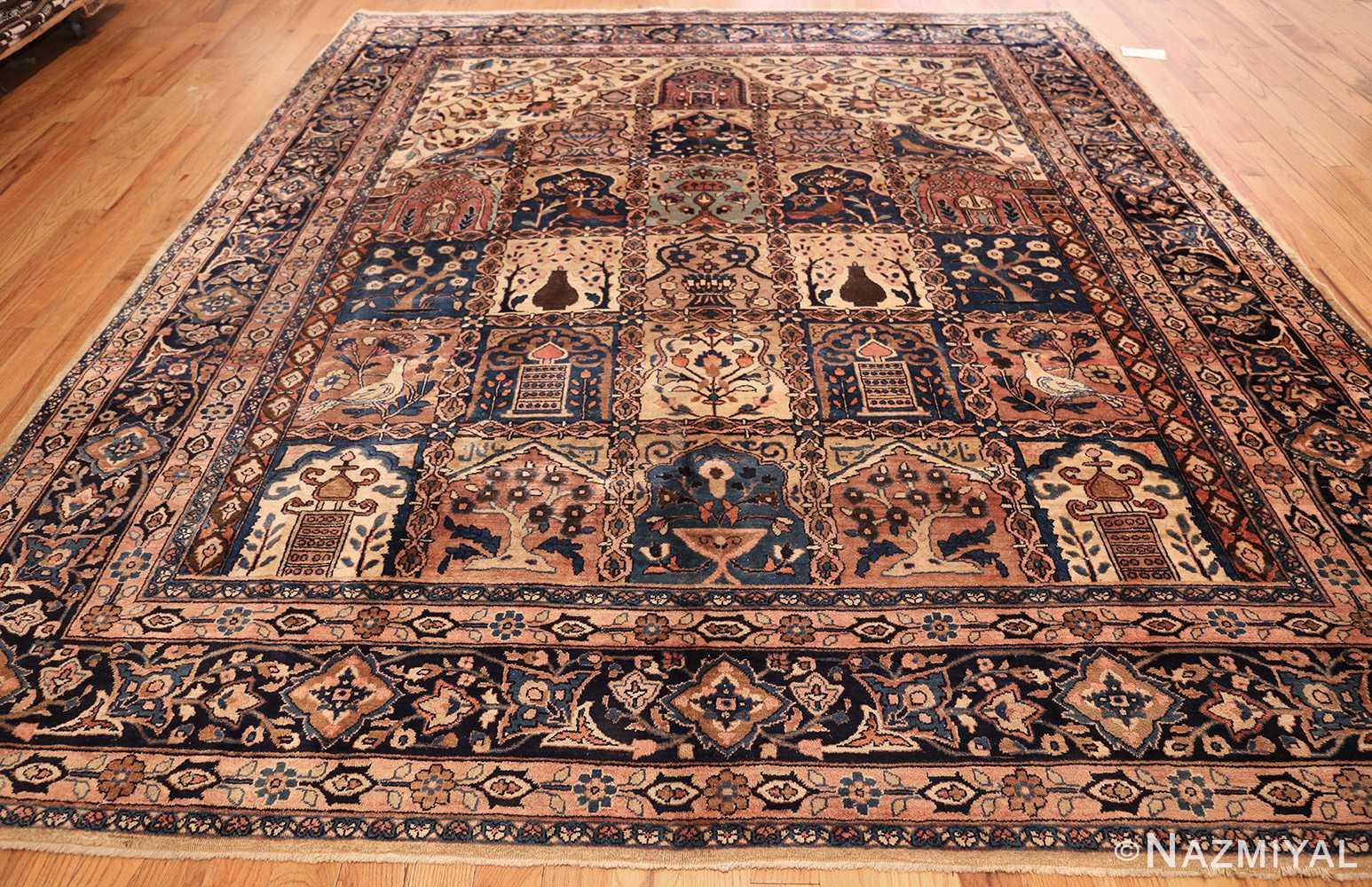 antique persian khorassan rug 46362 whole Nazmiyal