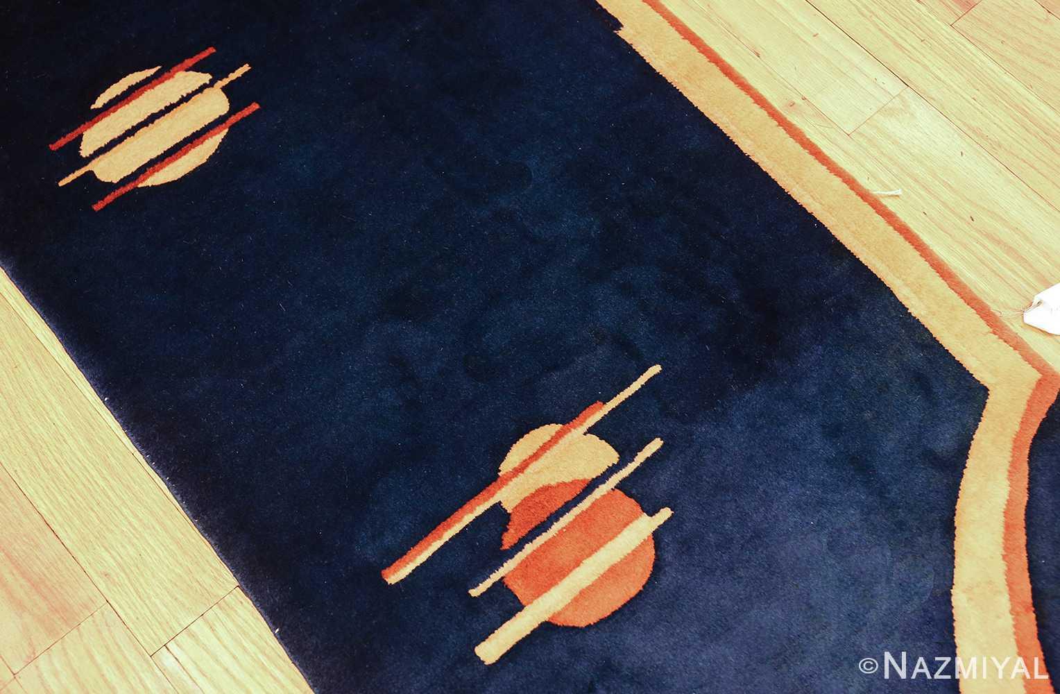 chinese art deco rug 46369 side Nazmiyal