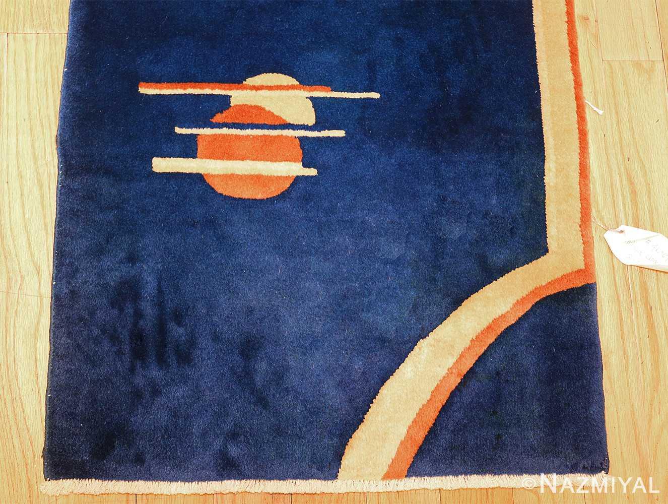 chinese art deco rug 46369 top Nazmiyal