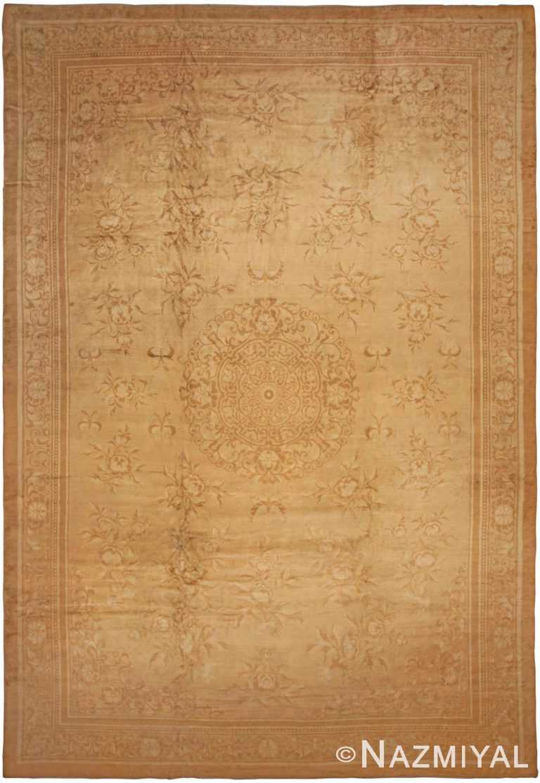 Antique Agra Oriental Rug 1197 Large Image