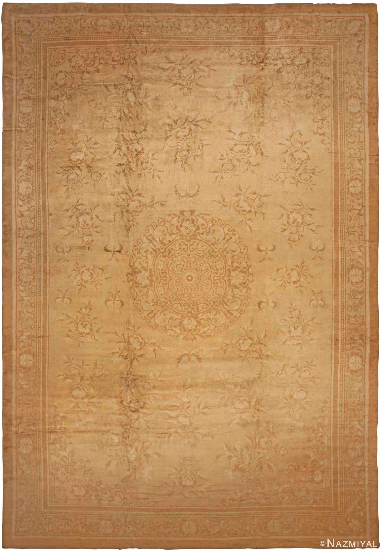 Antique Agra Oriental Rug 1197 Large Image