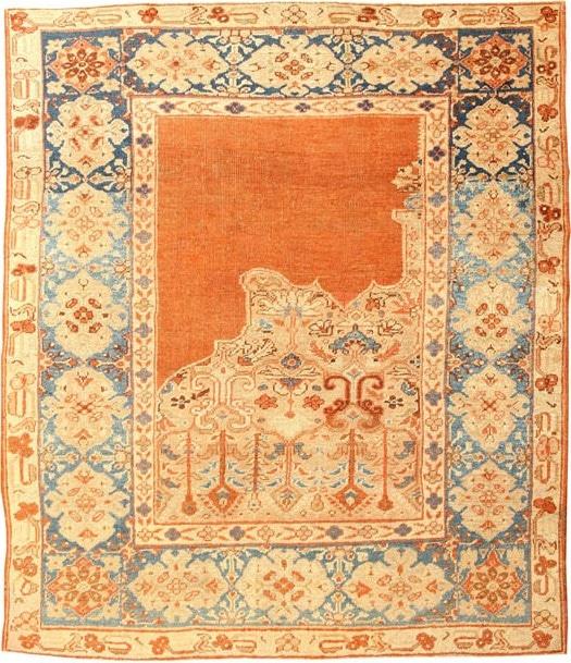 Antique Saltanabad from Nazmiyal