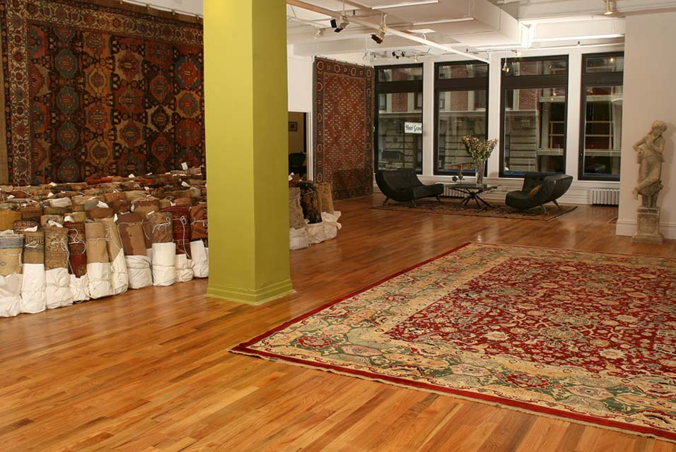 Nazmiyal Antique Rugs New York Gallery