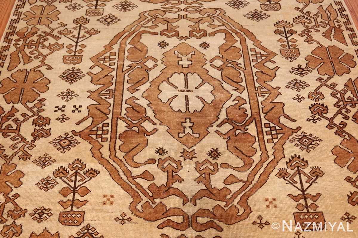 antique afghan rug 46228 field Nazmiyal