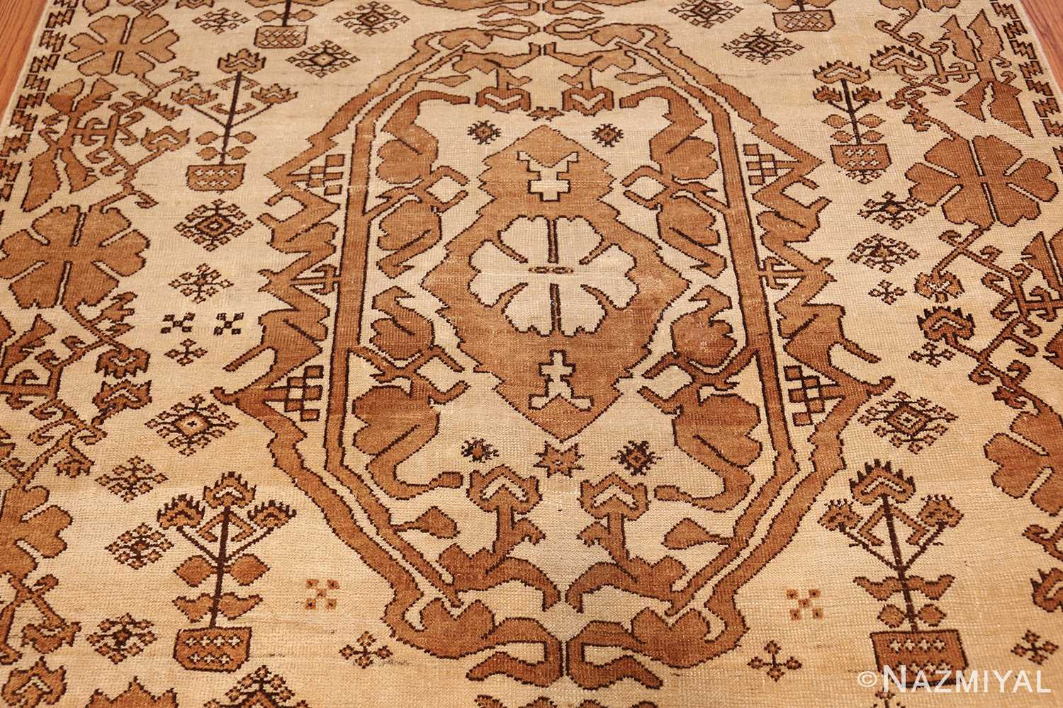 Antique Afghan Rug 46228 Nazmiyal Antique Rugs