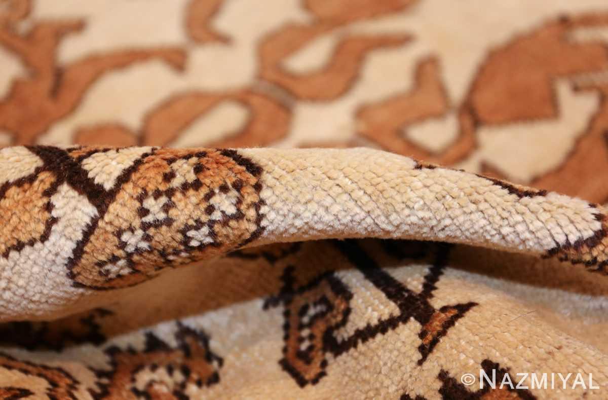 antique afghan rug 46228 pile Nazmiyal