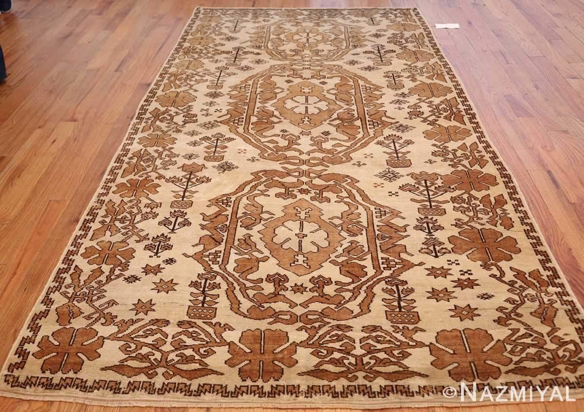 antique afghan rug 46228 whole Nazmiyal