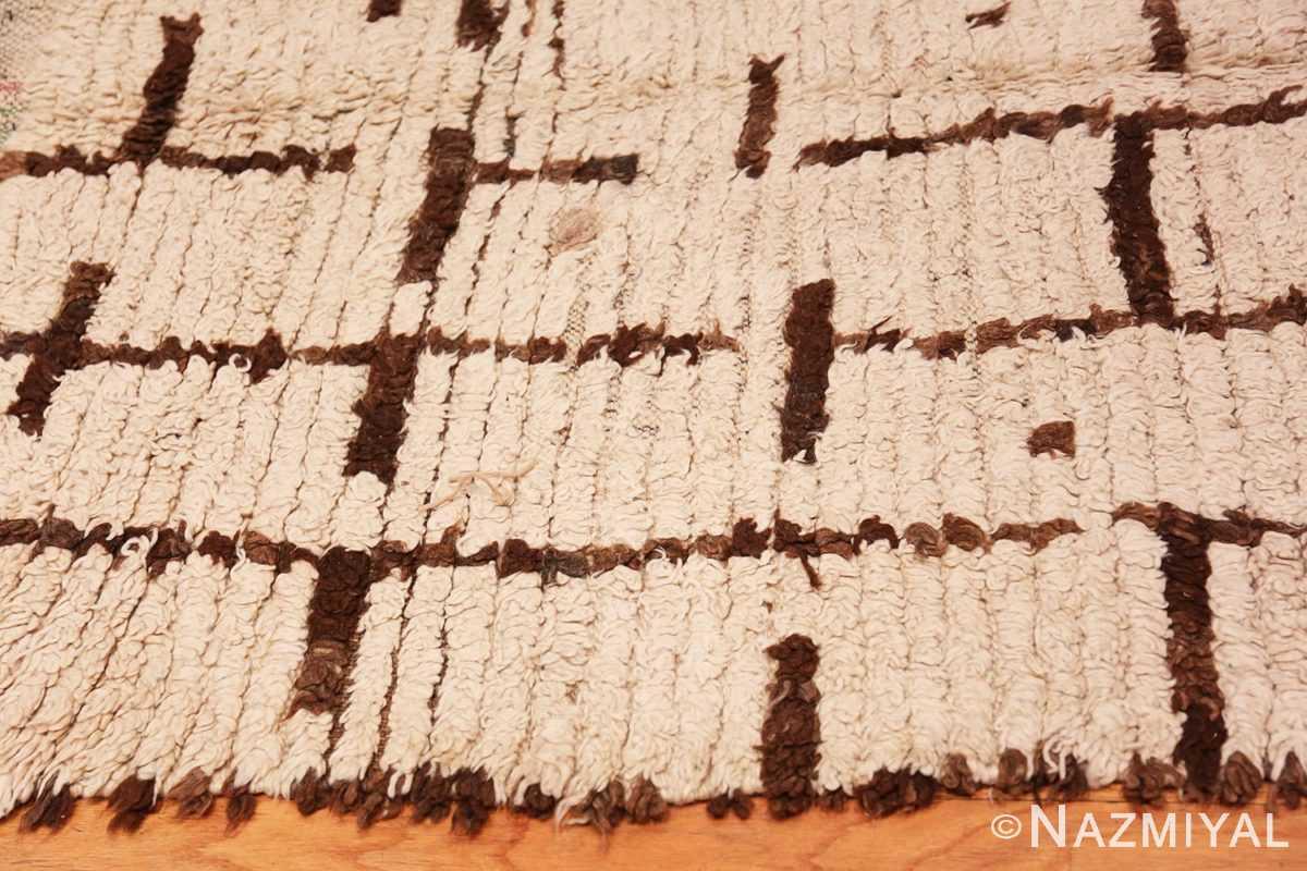 Border Vintage Moroccan rug 46515 by Nazmiyal