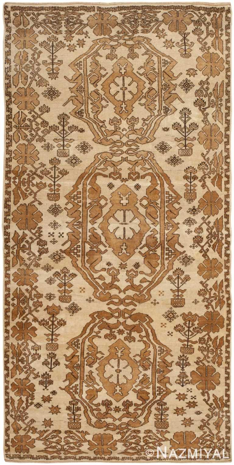 Antique Afghan Rug 46228 Detail/Large View
