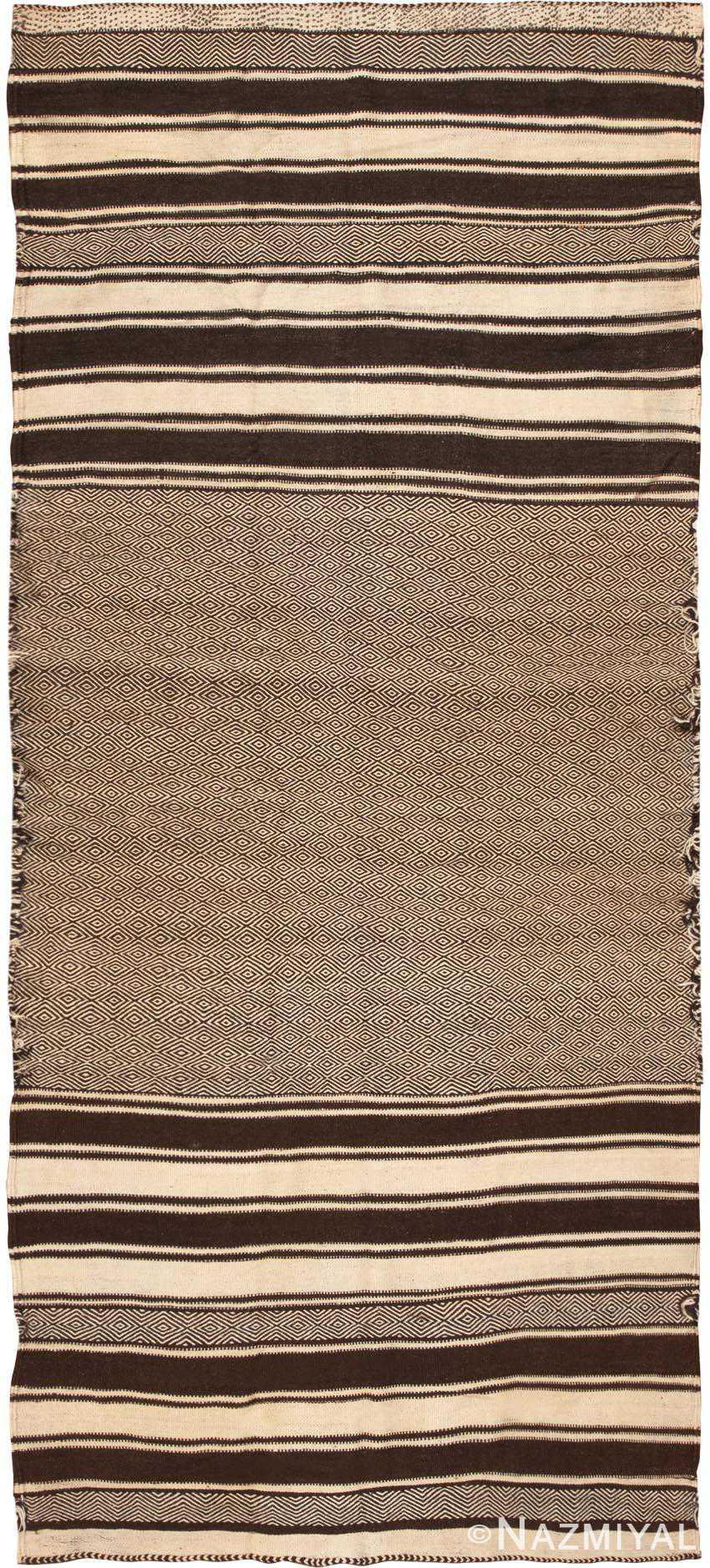 Vintage Moroccan Rug 46468 Detail/Large View