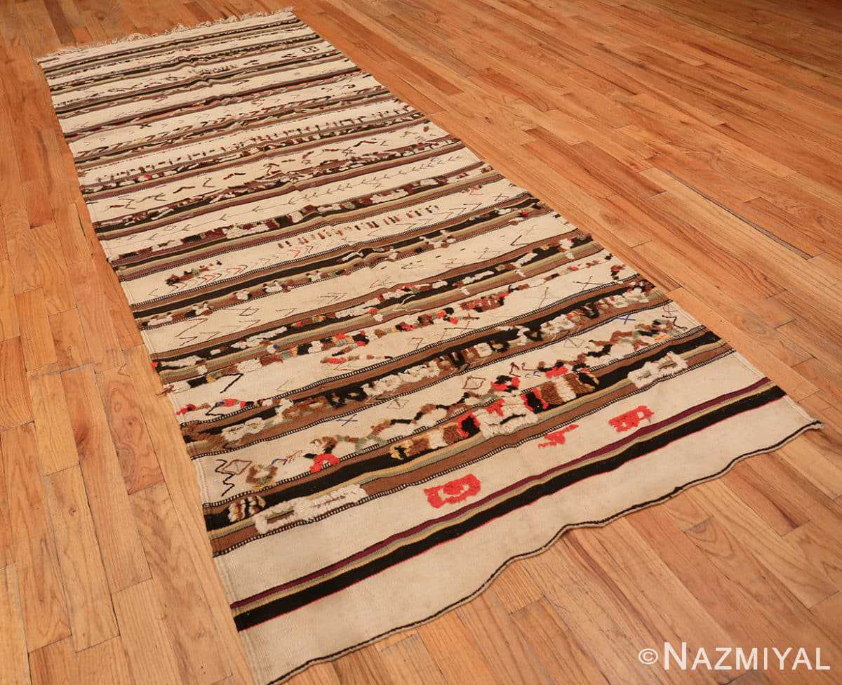 Full Moroccan rug 46471 by Nazmiyal