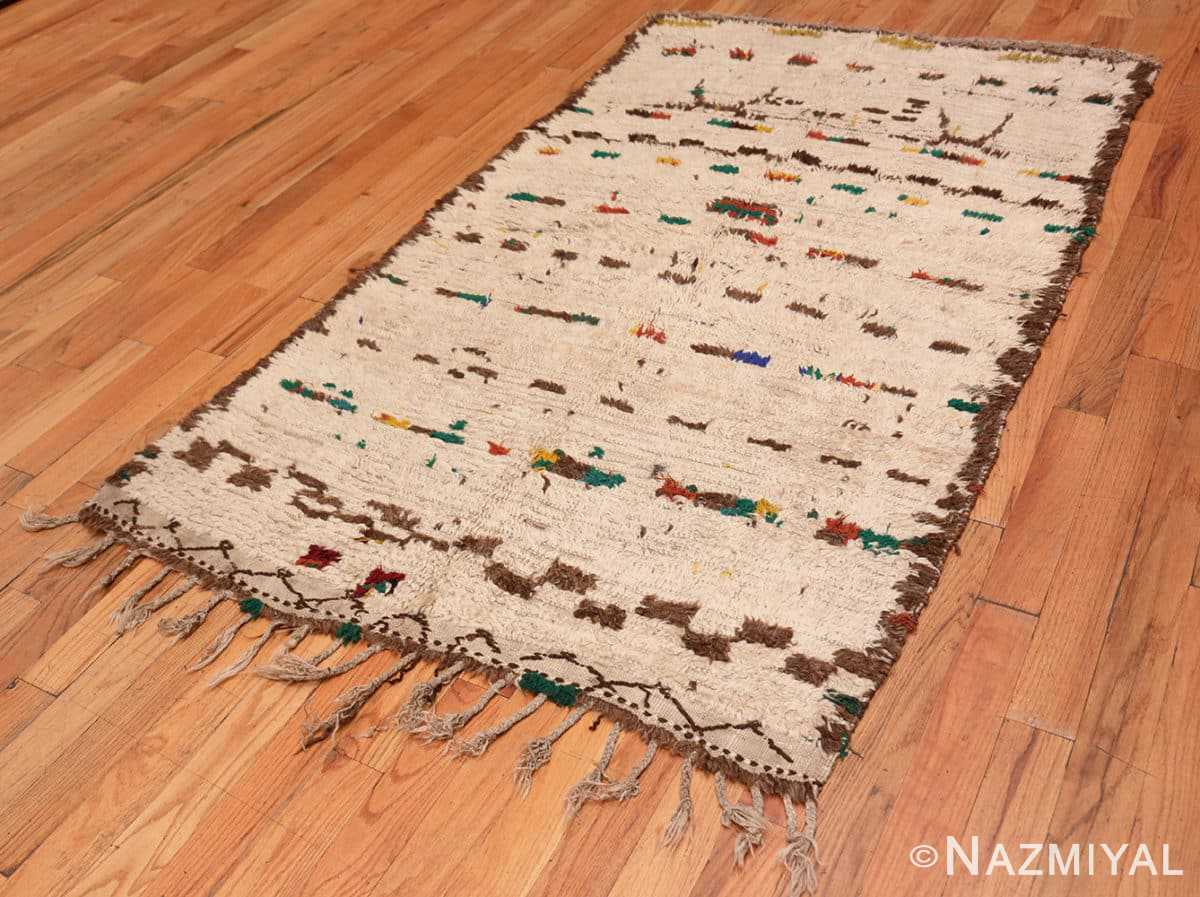 Full Vintage Moroccan rug 46433 by Nazmiyal