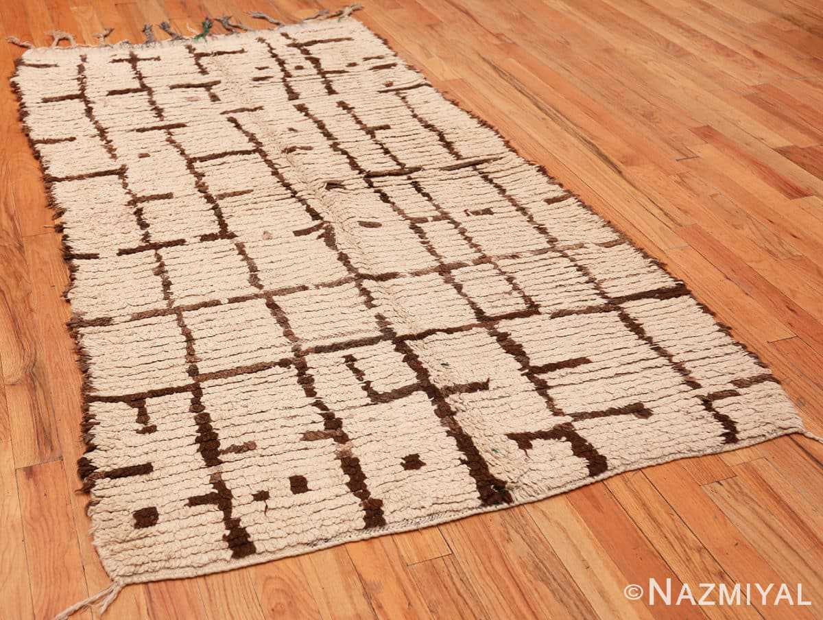 Full Vintage Moroccan rug 46515 by Nazmiyal