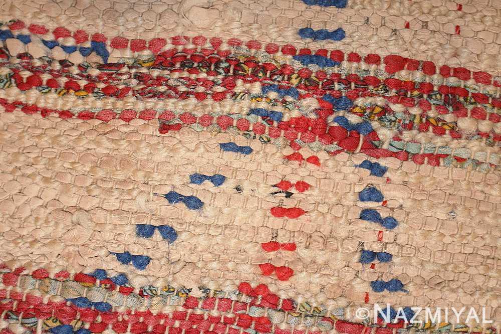 mid century colorful vintage moroccan rug 46515 weave Nazmiyal