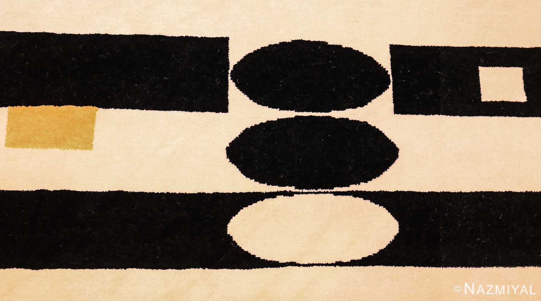 mid century israeli rug by yaacov agam 46485 middle Nazmiyal