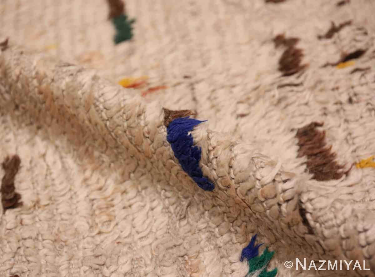 Pile Vintage Moroccan rug 46433 by Nazmiyal