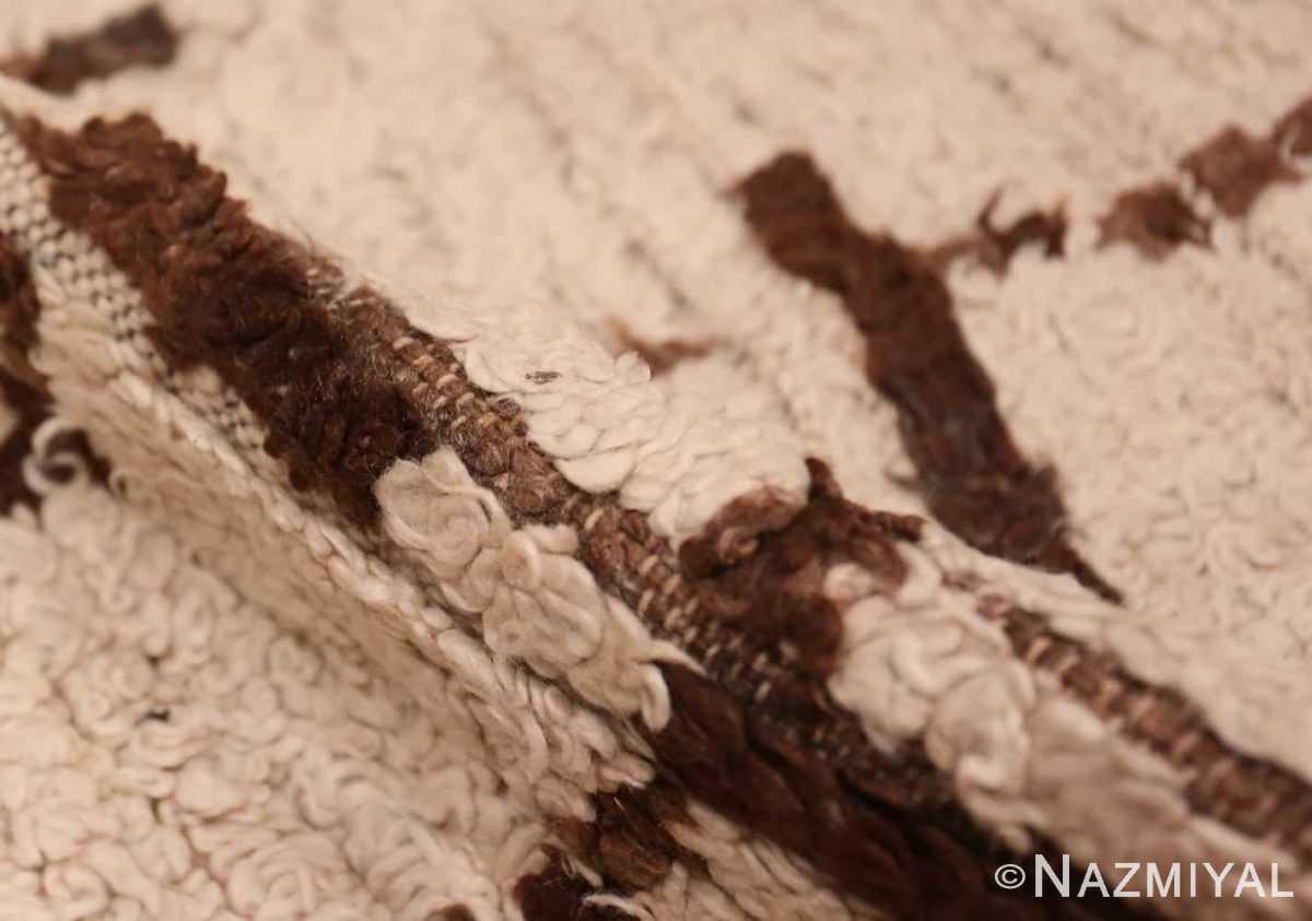 Pile Vintage Moroccan rug 46515 by Nazmiyal