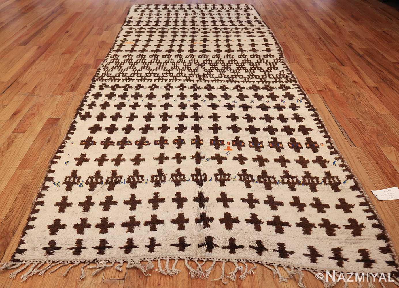 vintage moroccan rug 46434 whole Nazmiyal