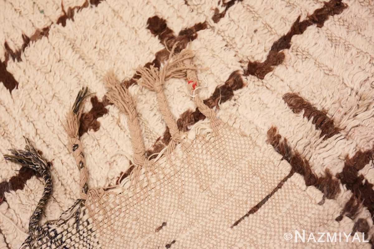 Weave Vintage Moroccan rug 46515 by Nazmiyal