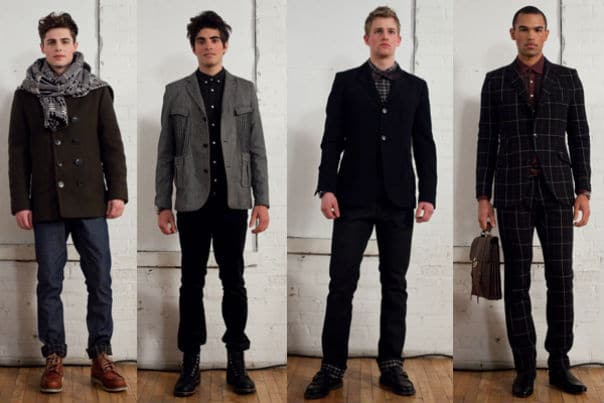 Men's Fall Fashion Nazmiyal