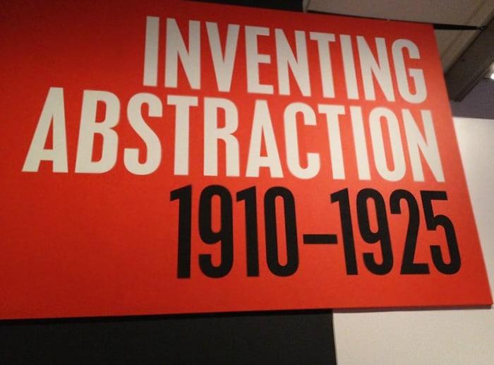 Inventing Abstraction at MOMA Museum by Nazmiyal