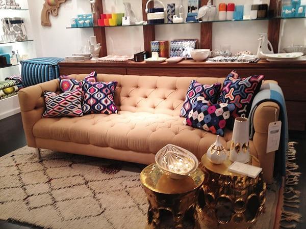Jonathan Adler Rugs and Furniture by Nazmiyal