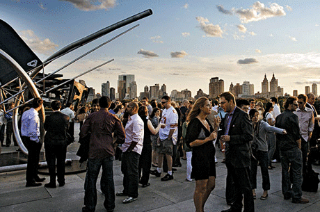 Met Rooftop Martini Bar