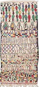Moroccan Carpet by Nazmiyal