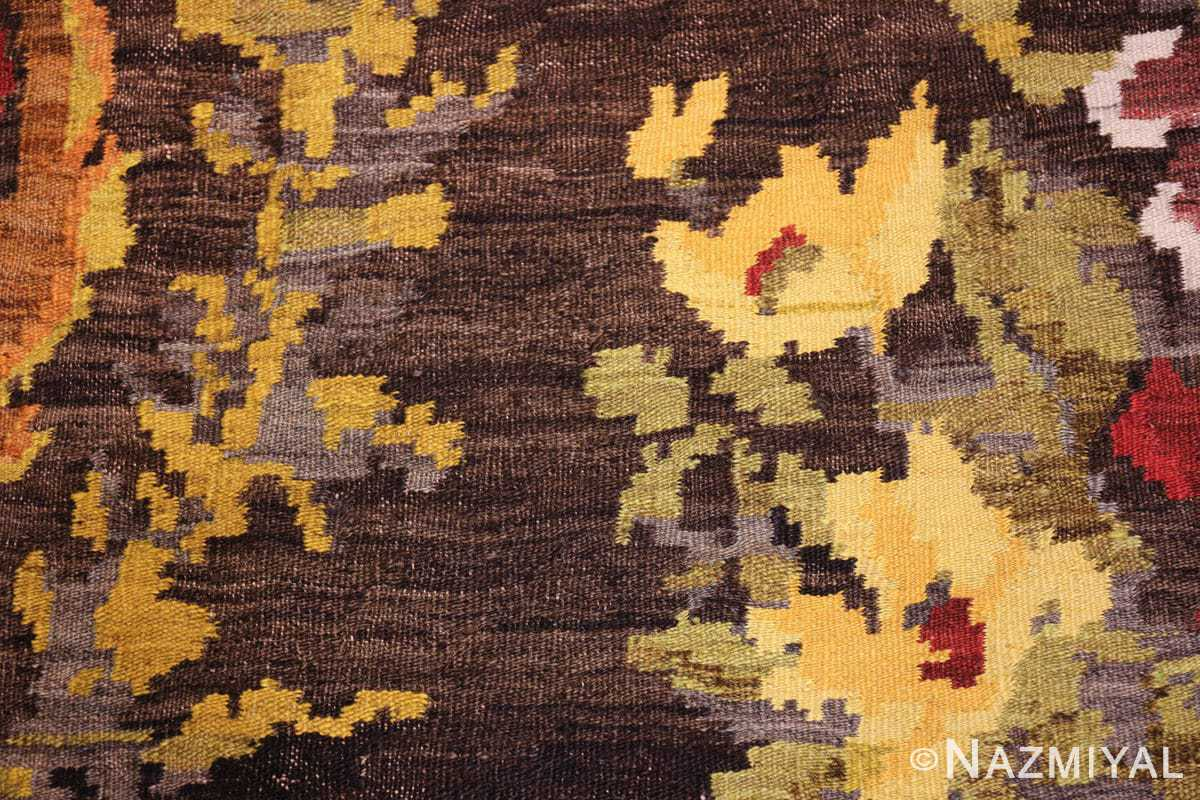 antique bessarabian kilim 46536 background Nazmiyal