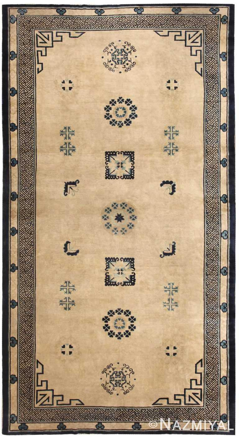Chinese Carpet 46416