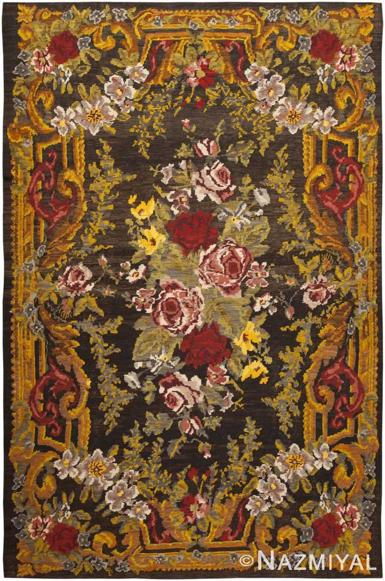 Antique Bessarabian Rug 46536 Detail/Large View