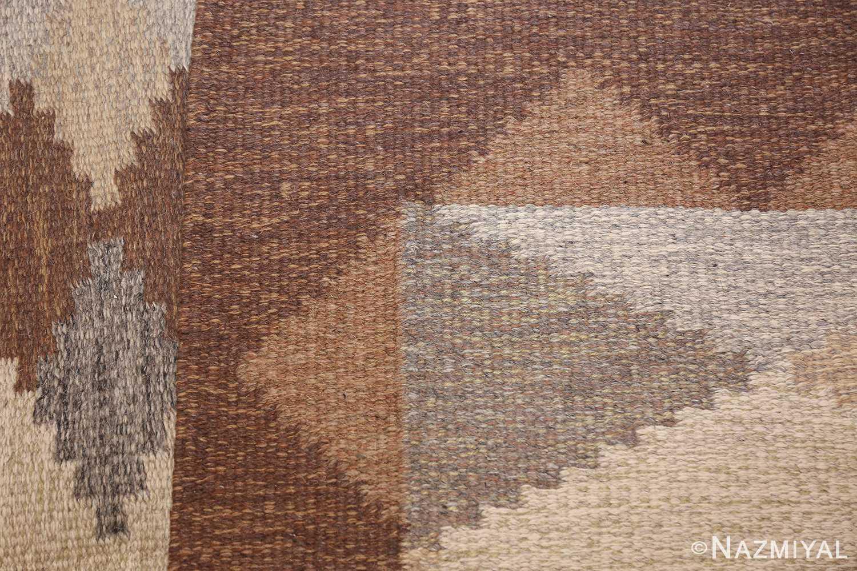 vintage swedish rug 46537 knots Nazmiyal