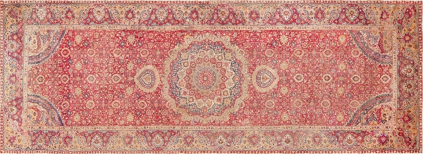 Resource Guide to 17th century rugs by nazmiyal