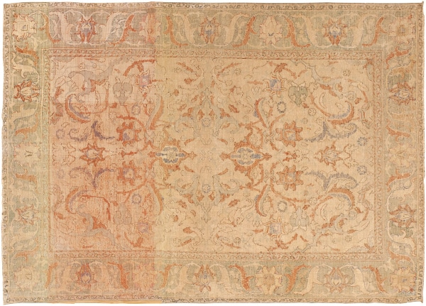 Persian 17th Century Polonaise Rug by Nazmiyal