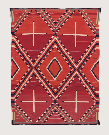 Navajo Chief's Blanket