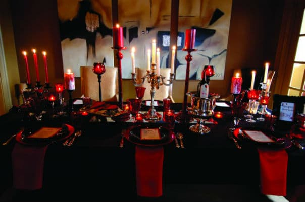 Vampire Lair Interior Design Nazmiyal